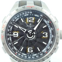 Perrelet Turbine Pilot new Automatic Watch with original box and original papers A1085/1