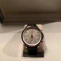 IWC Portuguese Yacht Club Chronograph tweedehands 45.4mm Staal