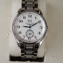 Longines Master Collection Steel 40mm Arabic numerals