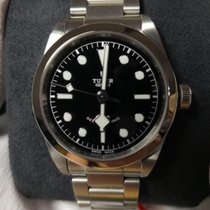 Tudor Black Bay 36 Steel 36mm Black United States of America, Oklahoma, Muskogee