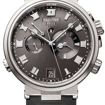 Breguet new Automatic Skeletonized Titanium
