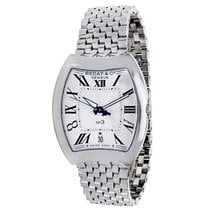 Bedat & Co 31mm Automatic 2010 pre-owned Nº3 Silver