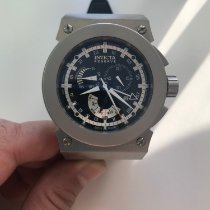 Invicta Steel 52mm Quartz pre-owned