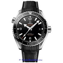 Omega Seamaster Planet Ocean Steel 44mm Black Arabic numerals United States of America, California, Newport Beach