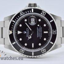 Rolex 16610 Stahl 1995 Submariner Date 40mm gebraucht Deutschland, Iffezheim