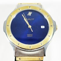 Hublot Classic Gold/Steel 36mm Black No numerals United States of America, Florida, POMPANO BEACH
