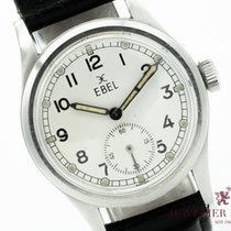 Ebel Acero 34mm Cuerda manual Ebel Military usados