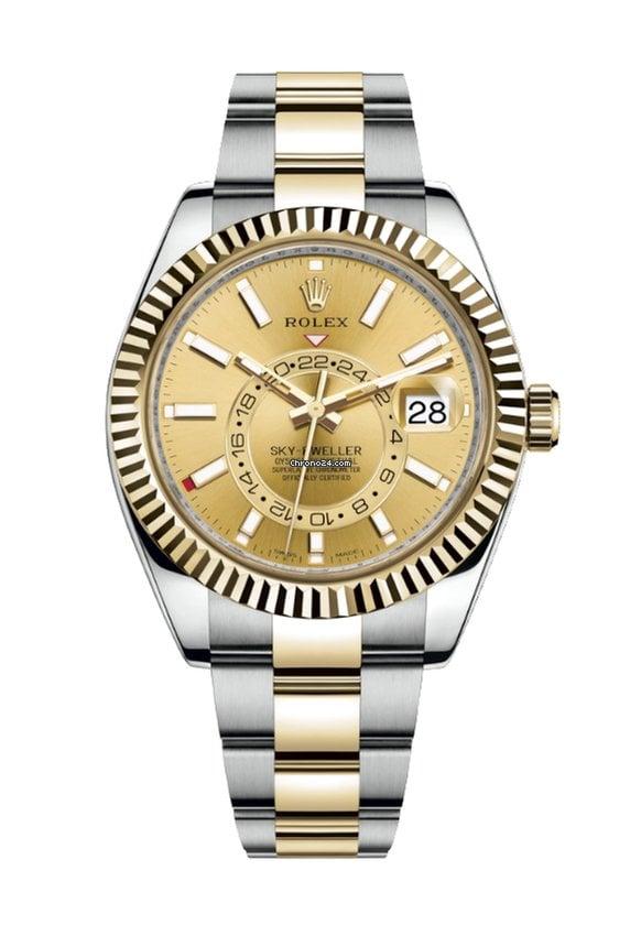 Rolex Sky-Dweller 326933 new