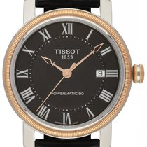 Tissot Bridgeport 40mm Zwart