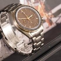 Omega 311.62.42.30.06.001 Titanium 2014 Speedmaster Professional Moonwatch 42mm pre-owned United Kingdom, Fareham
