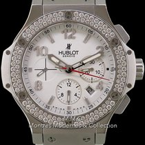 Hublot Steel 40mm Automatic 301.SE.230.RW.114 pre-owned