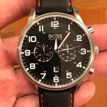 Hugo Boss 44mm Quartz 1512919 AEROLINER occasion France, MARTIGNARGUES