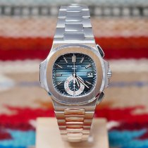 Patek Philippe Steel 40.5mm Automatic 5980/1A-001 new