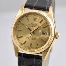 Rolex Datejust 16018 1980 pre-owned