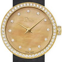 Dior La D De Dior Yellow gold 25mm United States of America, California, Moorpark