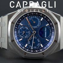 Audemars Piguet Royal Oak Perpetual Calendar new 2020 Automatic Watch with original box and original papers 26574ST.OO.1220ST.02