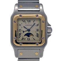 Cartier Santos Galbée 119902 1997 pre-owned