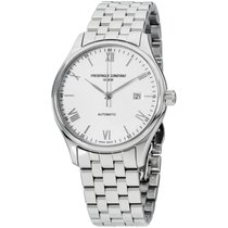 Frederique Constant Classics Index Steel 40mm White Roman numerals United States of America, New Jersey, Somerset