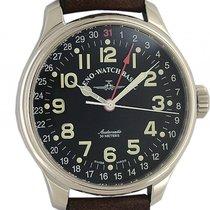 Zeno-Watch Basel 47mm Automatic new Black