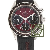 Omega Speedmaster Racing Co-Axial Chronograph 40mm red