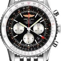 百年靈 (Breitling) Navitimer GMT