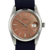 Rolex Oyster Date Precision en acier Ref : 6694 Vers 1979