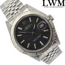 Rolex Datejust 16250 Thunderbird Turn-o-graph black dial 1979's