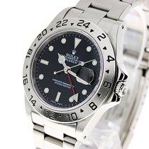 Rolex Explorer II 16550 Calibre 3085 black NO 16570 RARE