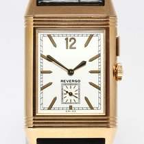 Jaeger-LeCoultre Grande Reverso Ultra Thin Duoface Red gold 46.8mm