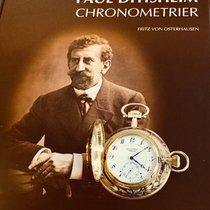 Paul Ditisheim Gouden Savonnette Sprungdeckel Chronometer Hemmung