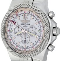 Breitling Bentley GMT Steel 49mm Silver No numerals United States of America, Texas, Dallas