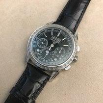 Patek Philippe Perpetual Calendar Chronograph new 2019 Manual winding Watch with original box and original papers 5271P-001