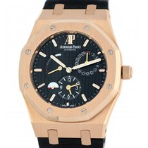Audemars Piguet Royal Oak Dual Time 26120or Rose Gold 39mm