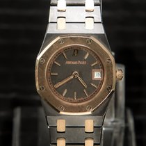 Audemars Piguet Royal Oak 18K Rose Gold/Tantalum - Box &...