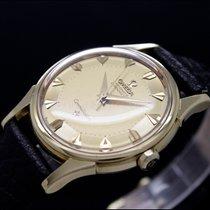 Omega Constellation Aur galben 34,3mm Aur (masiv) Fara cifre