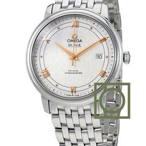 Omega De Ville Prestige Co Axial 39.5 mm Steel Bracelet