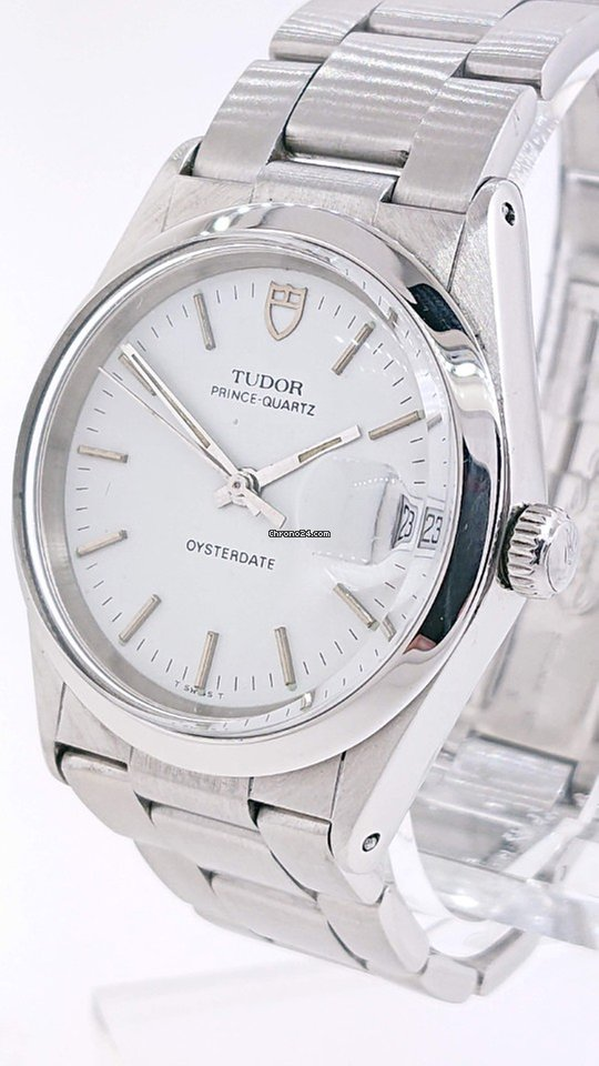 Porsche Pre Owned >> Tudor Oyster Quartz Prince Date ref 91520 for $900 for sale from a Trusted Seller on Chrono24