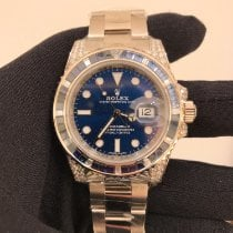Rolex 116659SABR White gold Submariner (Submodel)