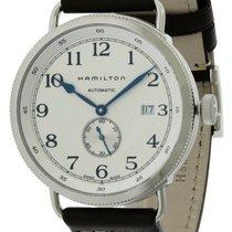 Hamilton Khaki Navy Pioneer Mens Watch