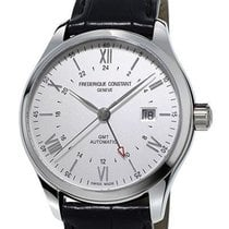 Frederique Constant Steel 42mm Automatic FC-350S5B6 new