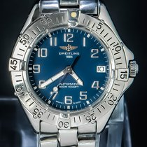 Breitling Colt Automatic tweedehands 38mm Staal