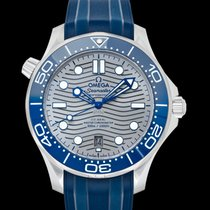 Omega 210.32.42.20.06.001 Steel Seamaster Diver 300 M