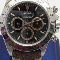 Rolex Daytona Сталь 40mm Без цифр