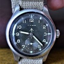 Cyma 38mm Manual winding 1945 pre-owned