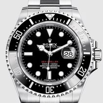 Rolex Sea-Dweller Steel 43mm Black No numerals United States of America, New Jersey, Totowa