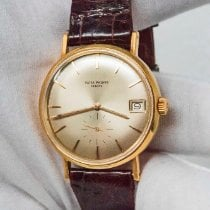 Patek Philippe Calatrava new 34mm Yellow gold