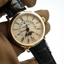 Patek Philippe Perpetual Calendar With Date Hand Retrograde  -...