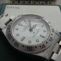 Rolex Explorer II Stål 40mm Inga siffror