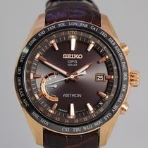 Seiko Astron GPS Solar Chronograph Titanium
