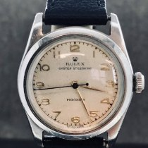 Rolex Acero 30mm Cuerda manual 4220 usados
